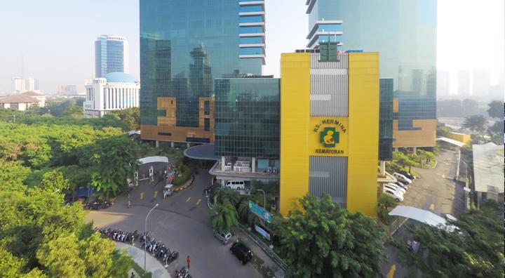Rumah Sakit Baru Hermina Mulai Beroperasi di Padang