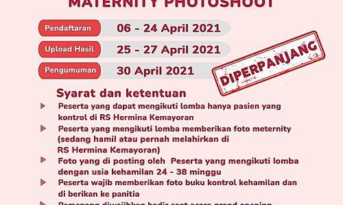 Lompa Photoshoot Maternity