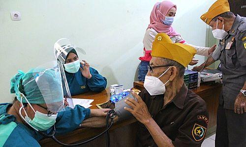"""Bakti Kesehatan """"Memperingati Hari Lansia Sedunia"""