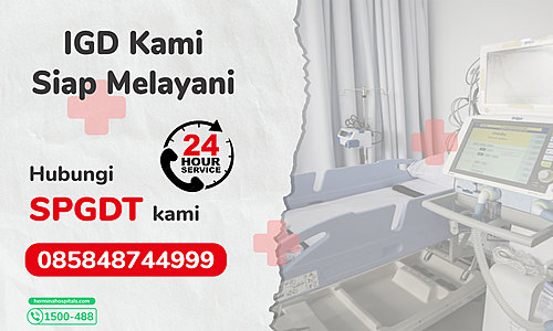 Integrated Emergency Management System RSIA Hermina Mutiara Bunda Salatiga