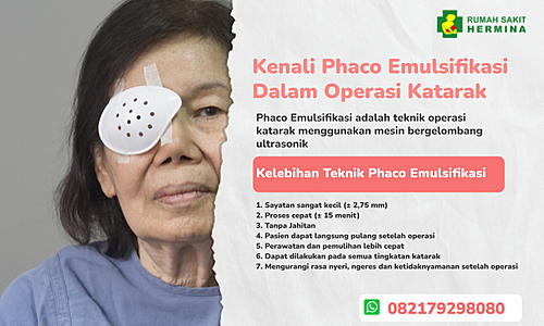 Get to know Phaco Emulsification in Cataract Surgery