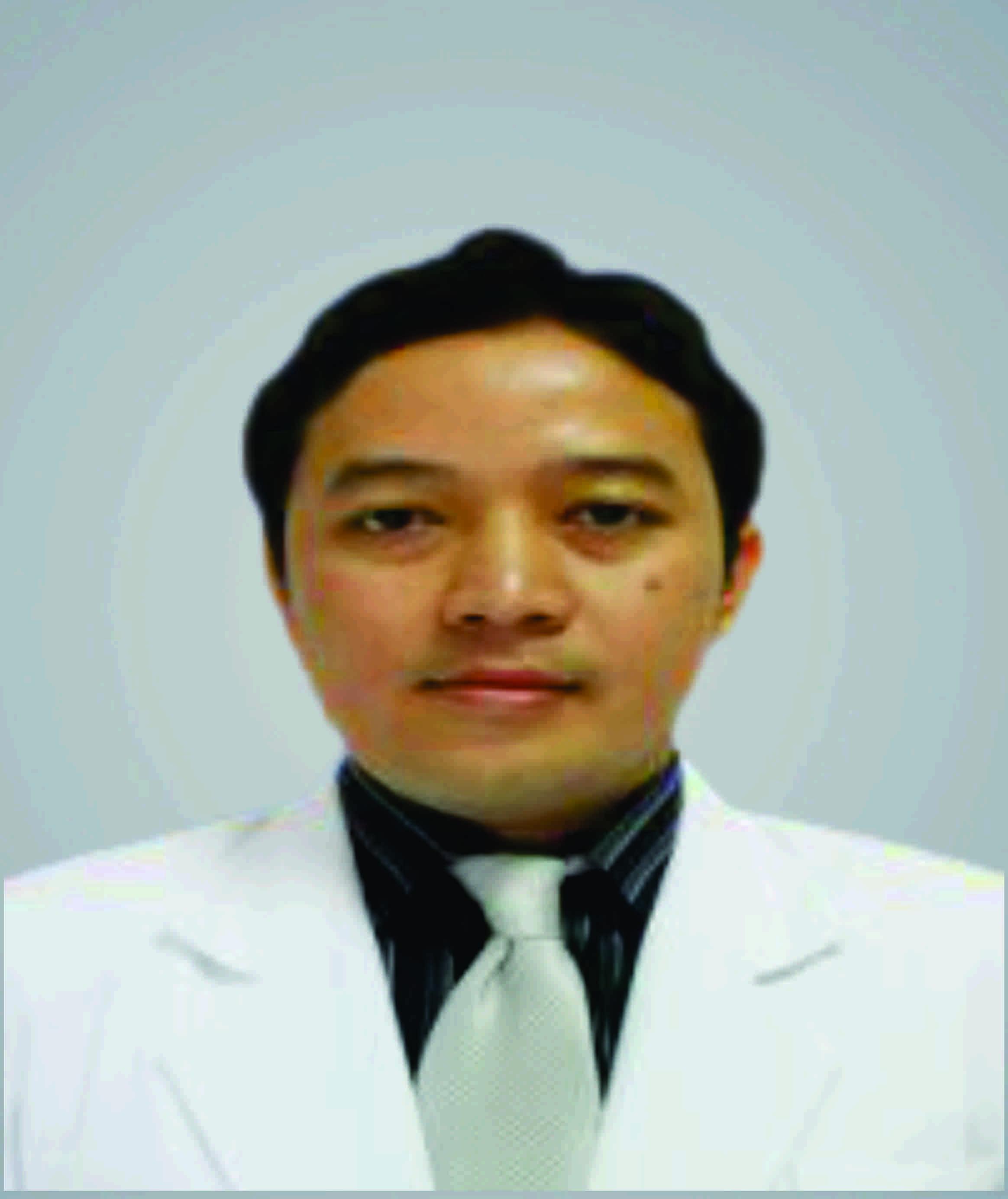 Dr. Alfan Mahdi Nugroho, Sp.An-KAO
