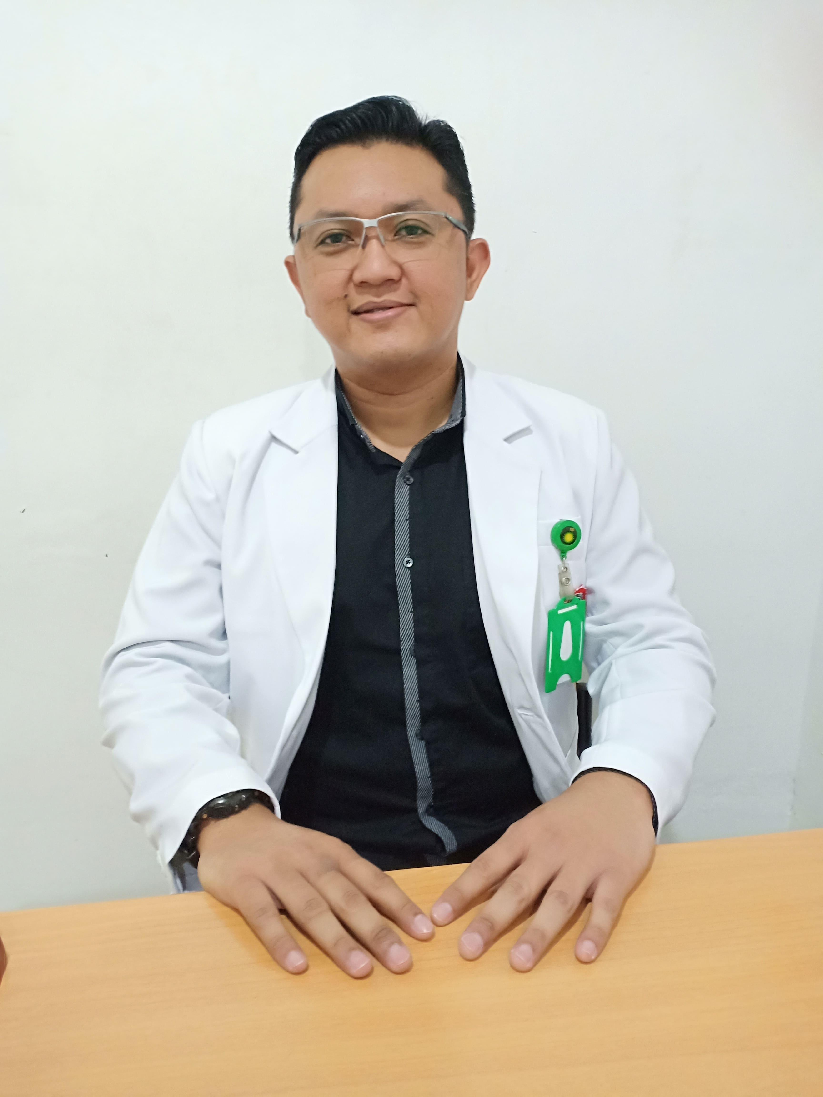 dr. Erwin Santoso A, SpAN