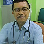 dr. YAHYA GUNUNG LUBIS, SpA