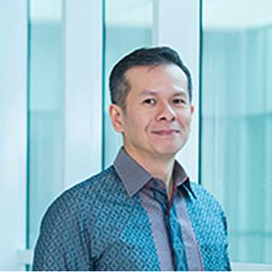 Winston Batanghari, B.Sc., MBA