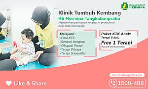 Klinik Tumbuh Kembang RS Hermina Tangkubanprahu