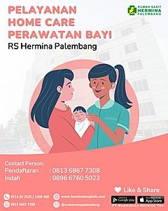 Pelayanan Home Care Perawatan Bayi