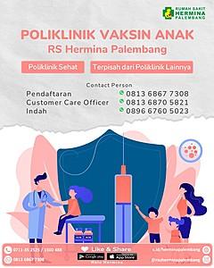 Poliklinik Vaksin Anak