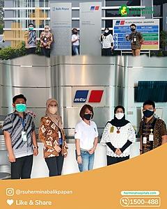 Kunjungan Kerja RS Hermina Balikpapan ke PT. MTU Indonesia