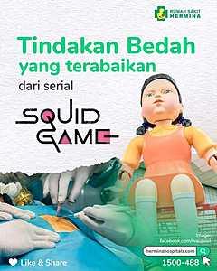 Squid Game spoiler alert! 🤫